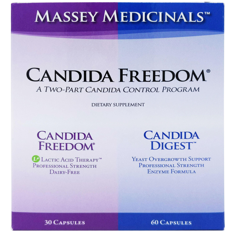 Candida Control Program 2 Part Kit