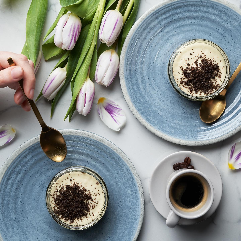 Le printemps est enfin arrivé...quel est votre saveur préférée en cette saison? Chez nous, on aime bien le Cappuccino ces derniers temps... . . . . . #güpuds #gudesserts #desserts #cappuccino #mercredi #printemps #2021 #gourmandise