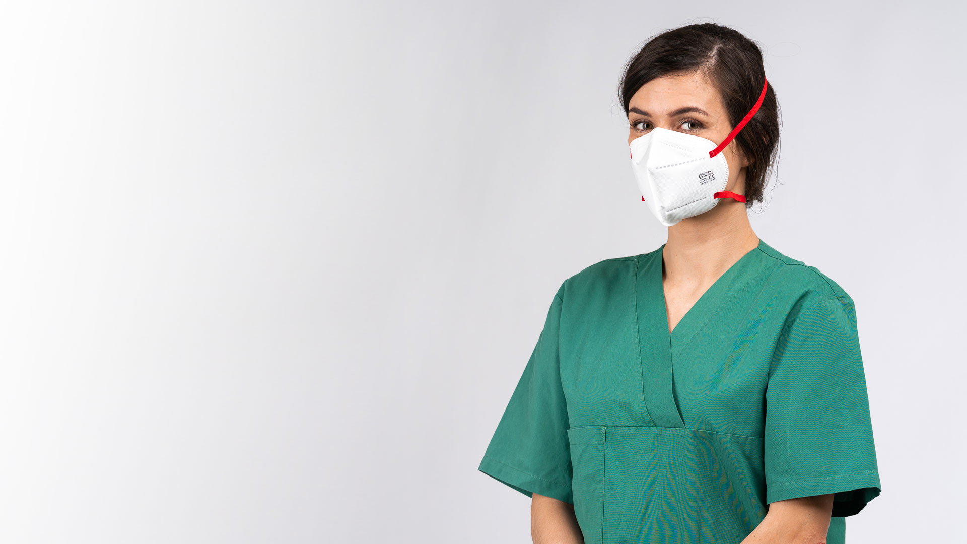 Particulate Respirator FFP3 - 1074