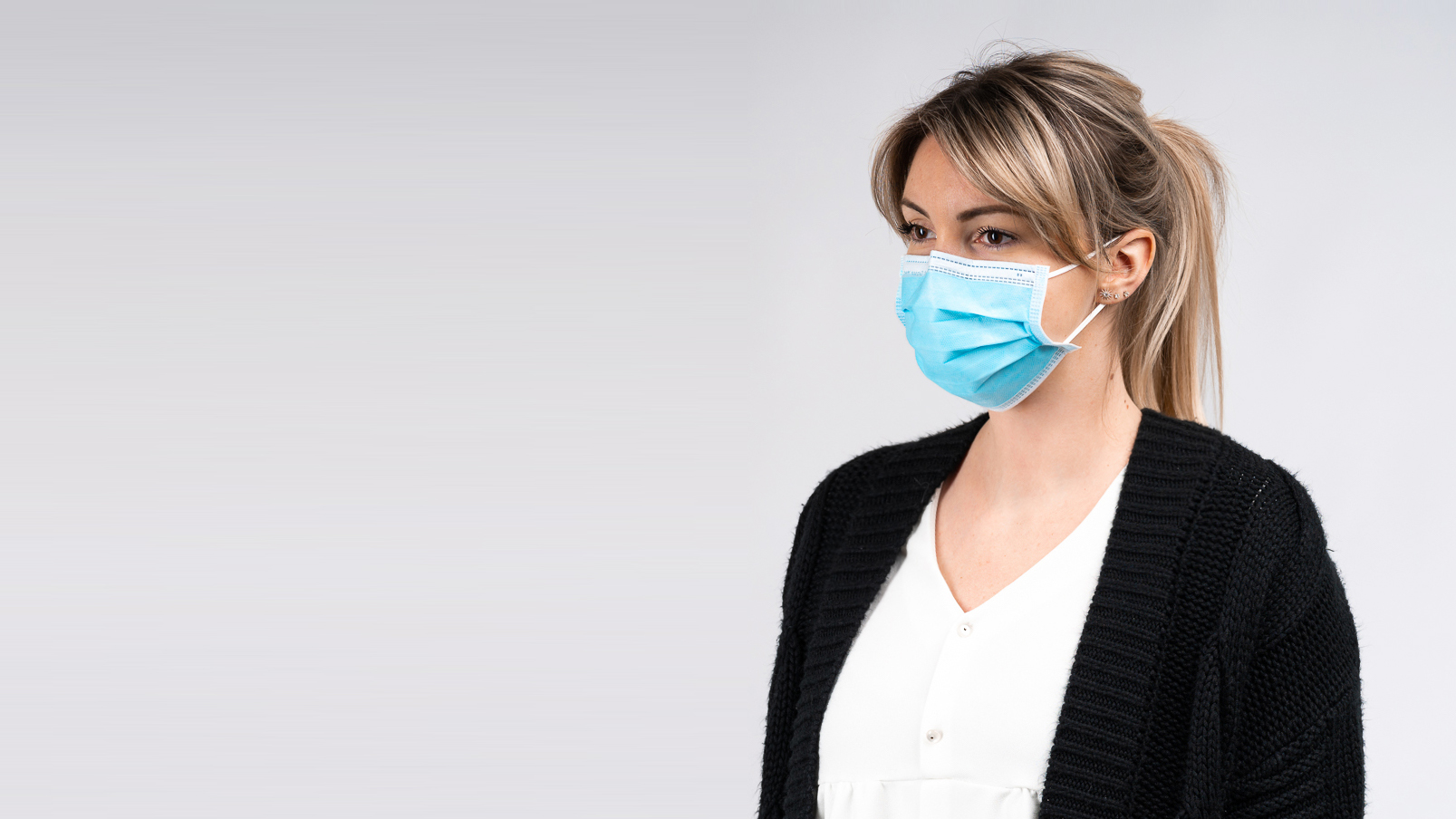 Surgical Face Mask Type IIR - 1076