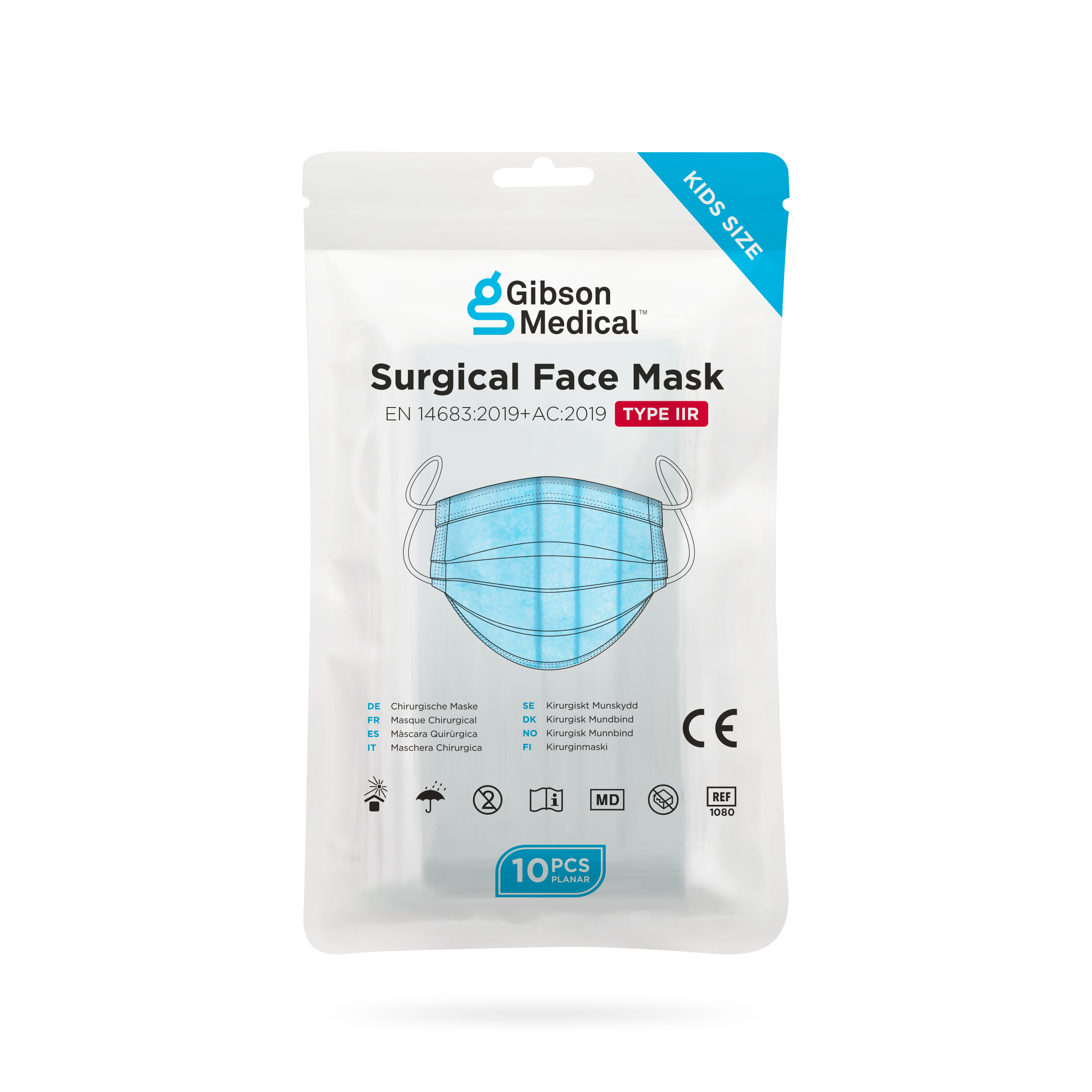 Surgical Face Mask Type IIR - 1080