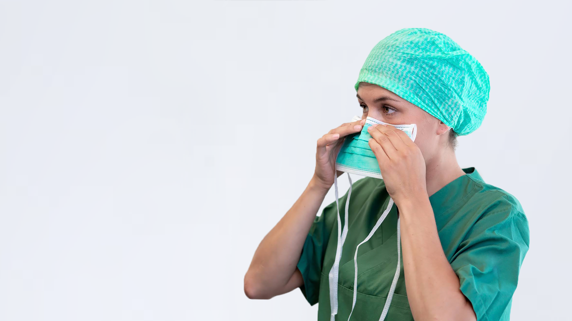 Surgical Face Mask Type IIR - 1032