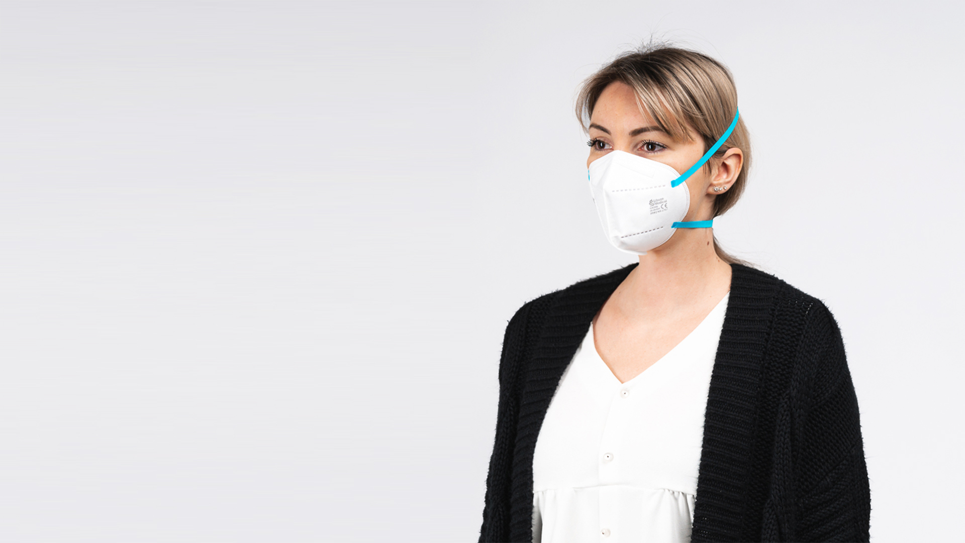 Particulate Respirator FFP2 - 1059