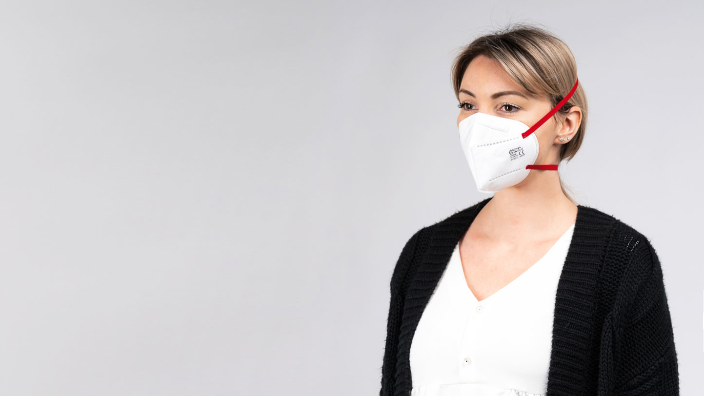 Particulate Respirator FFP3 - 1067
