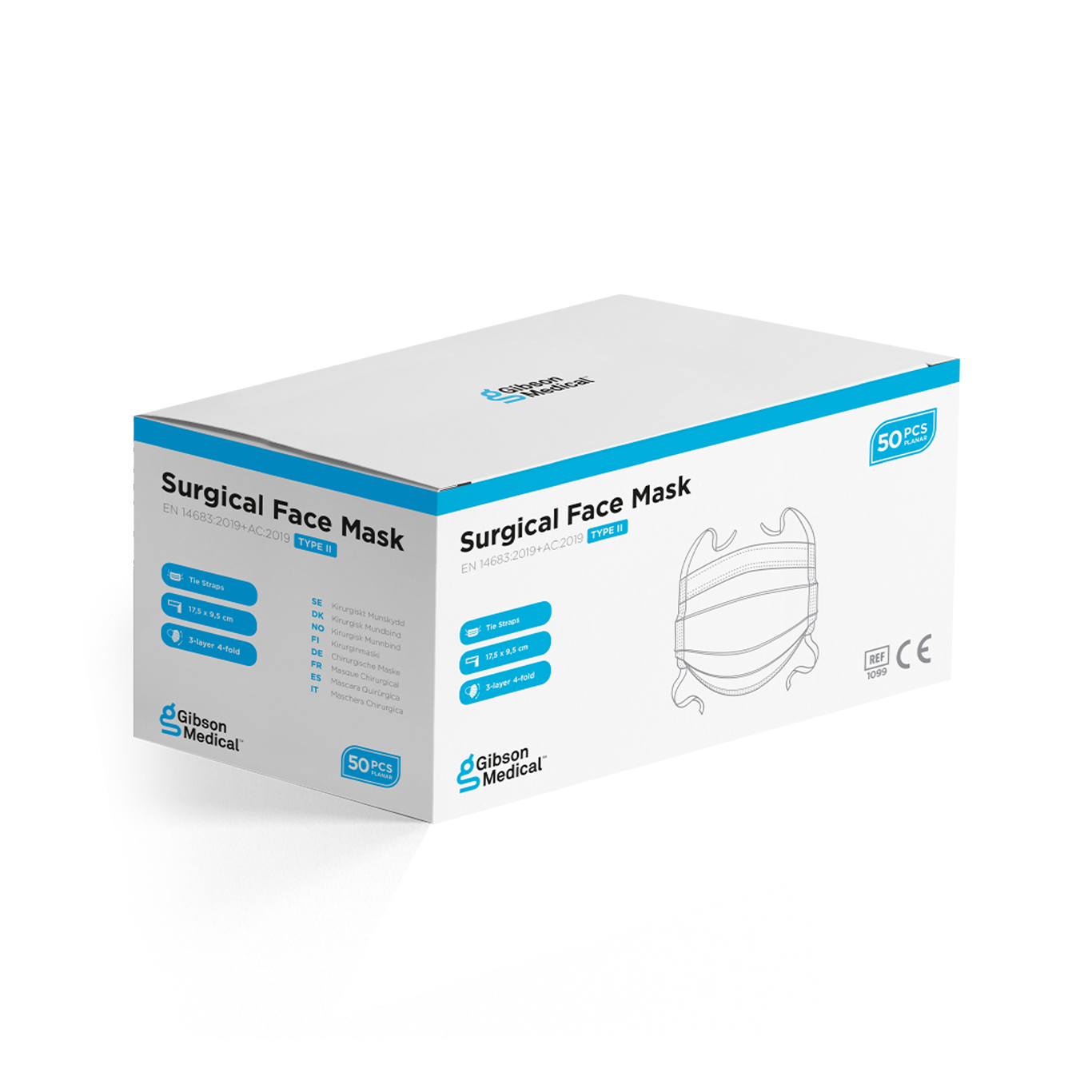 Medical Face Mask Type II - 1099