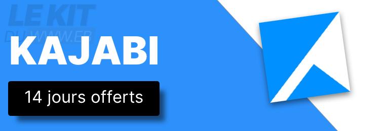 Mise en avant d'une alternative à Clickfunnels qui est Kajabi