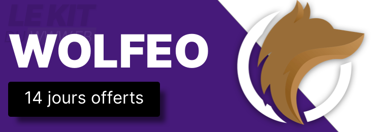 Mise en avant d'une alternative à Clickfunnels qui est Wolfeo