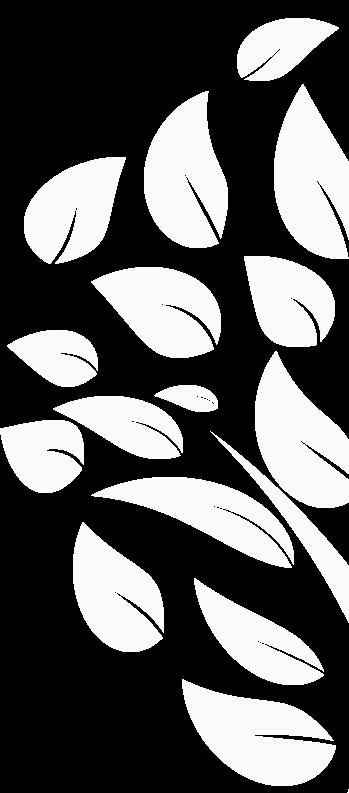 logo of a tree half