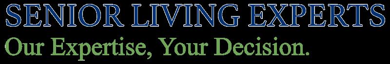 Senior living experts logo horizontal