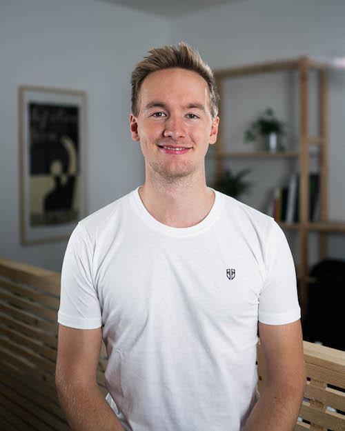 Jonas Schäuffelen Webflow Experte