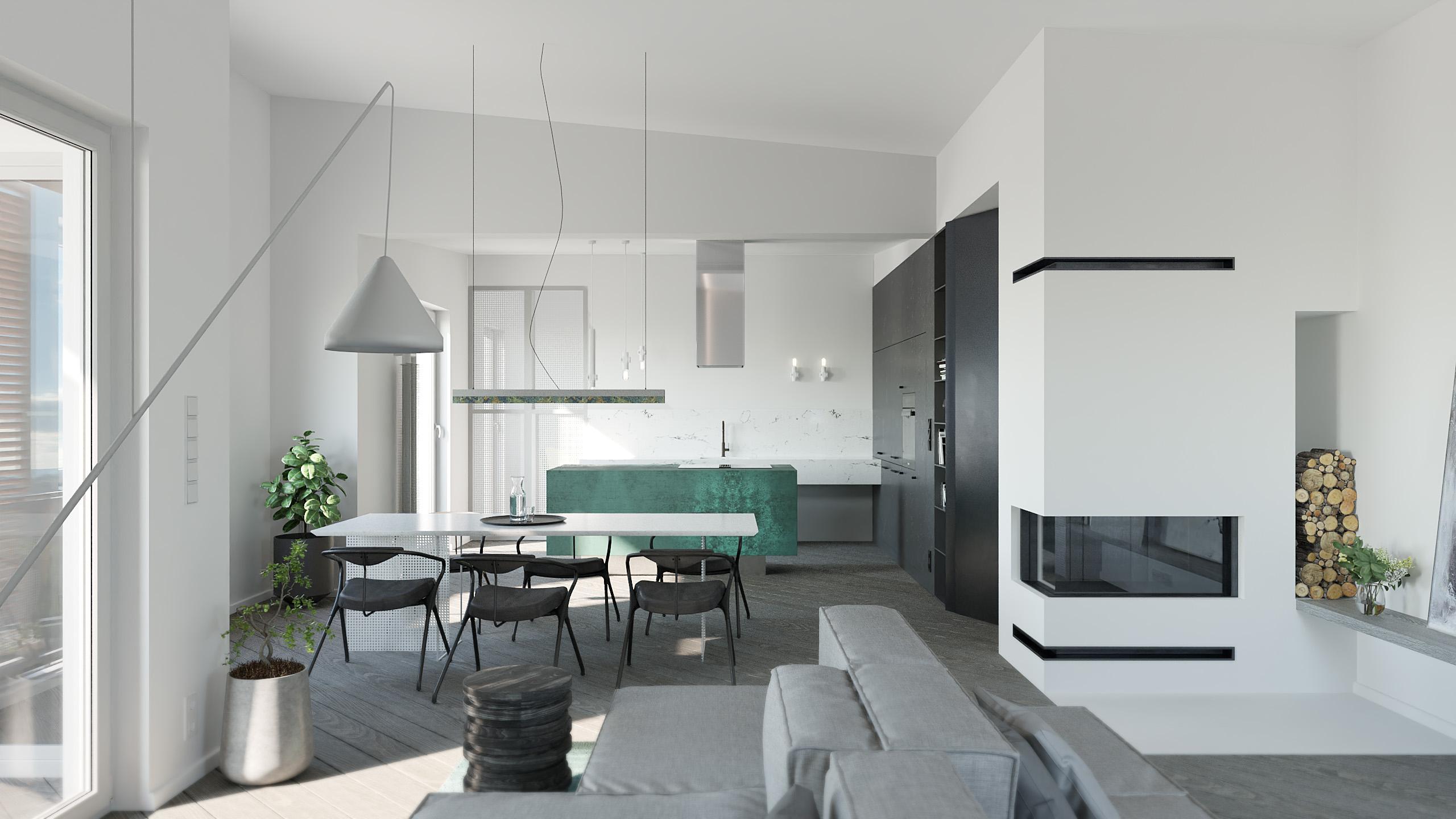 SMLXL - Vratislavice - rekonstrukce bytu