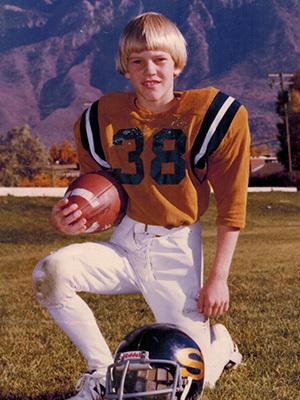 John Sperry childhood photo