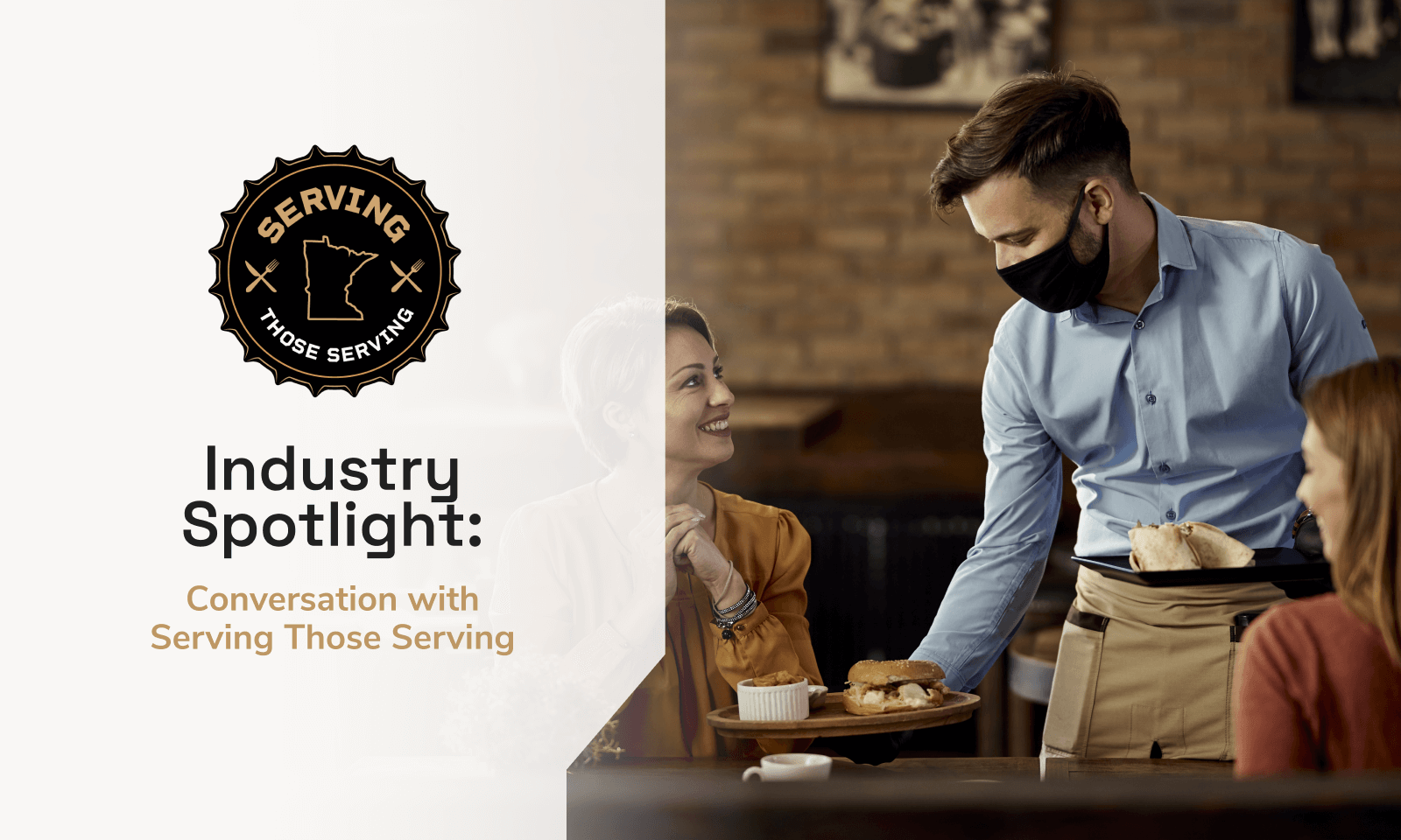 Industry Spotlight: Conversation with Serving Those Serving