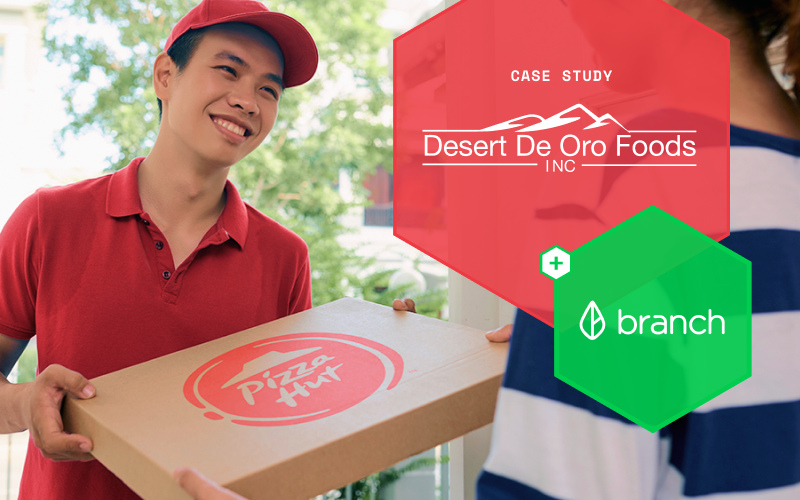 Case Study: Contactless Delivery Meets Contactless Tips