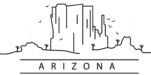 ARIZONA law image