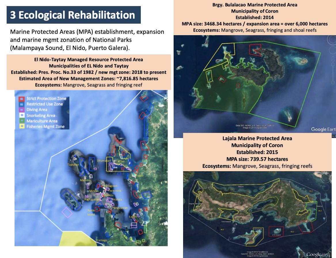 Ecological rehabilitation 2