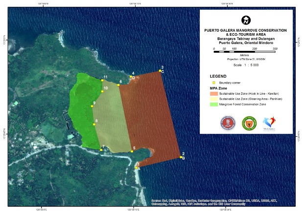 Puerto Galera Mangrove Conservation and Ecotourism Area