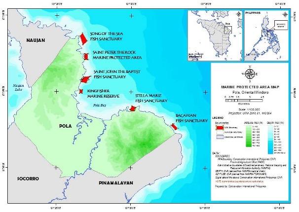 Pola Marine Protected Areas