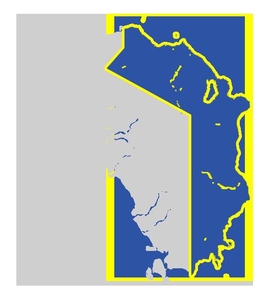 Oriental Mindoro map