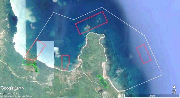 San Fernando Marine Protected Areas