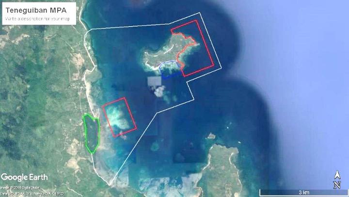 Teneguiban Marine Protected Areas