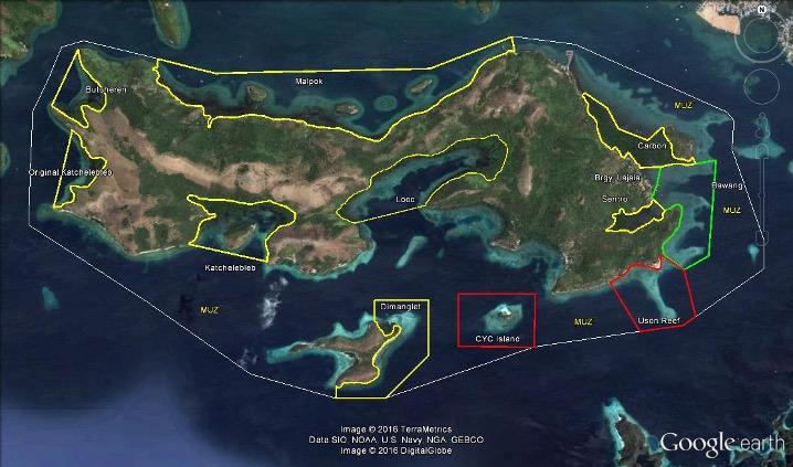Lajala Marine Protected Area