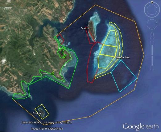 Marcilla Marine Protected Area