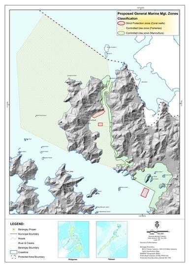 Malampaya Sound Protected Landscape and Seascape