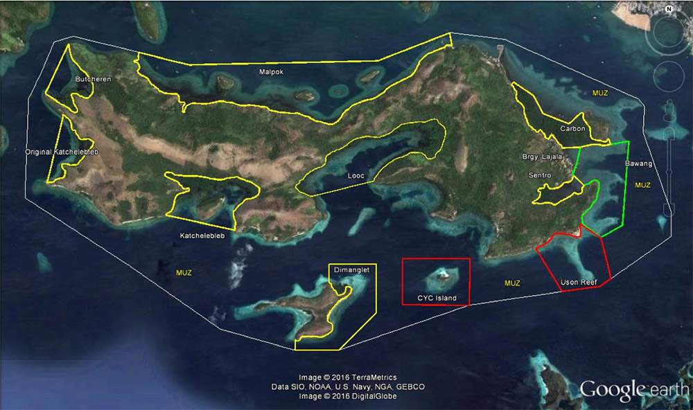 Lajala satellite map