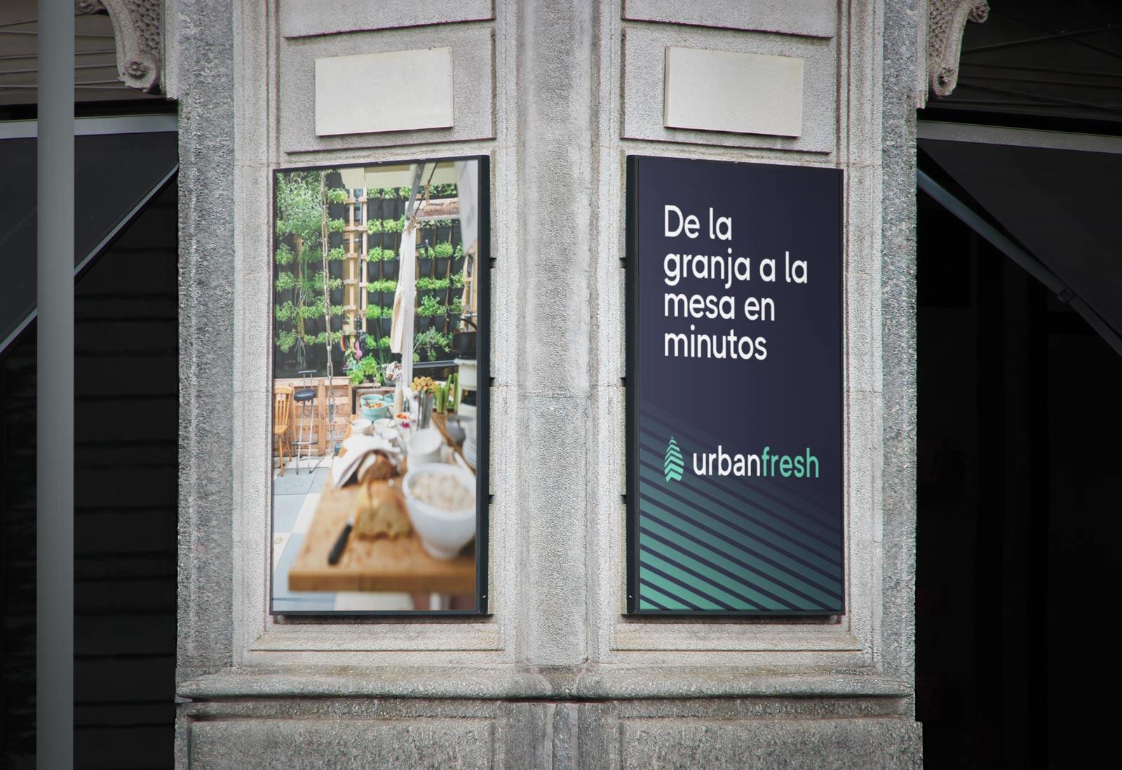 urbanfresh branding