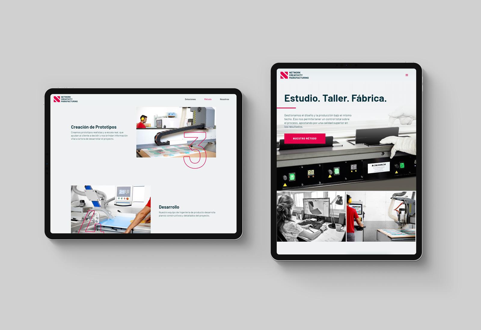 ncm web diseño
