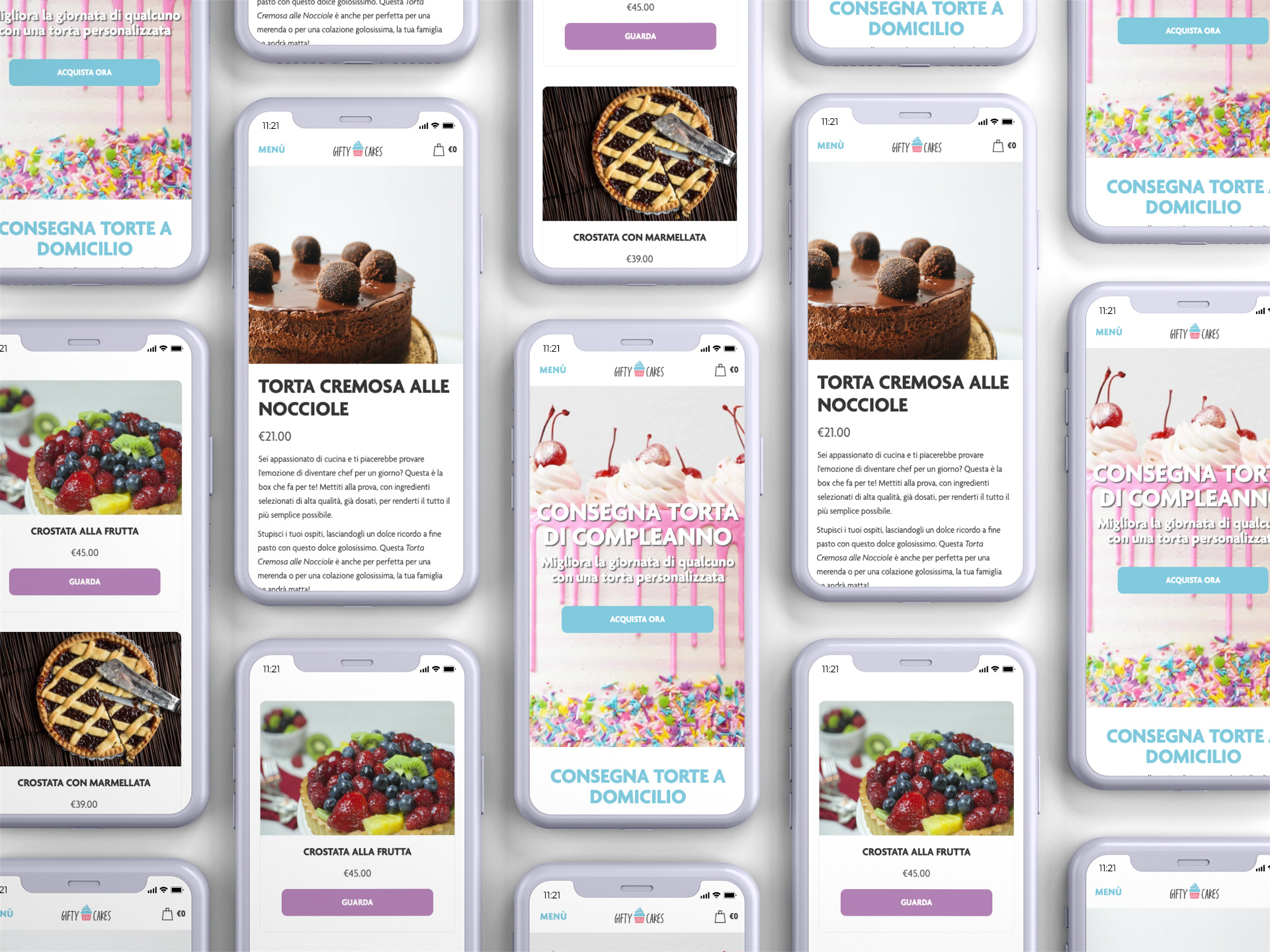 Gifty Cakes Mobile
