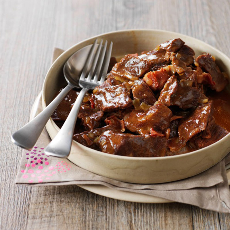 Flemish Beef Stew