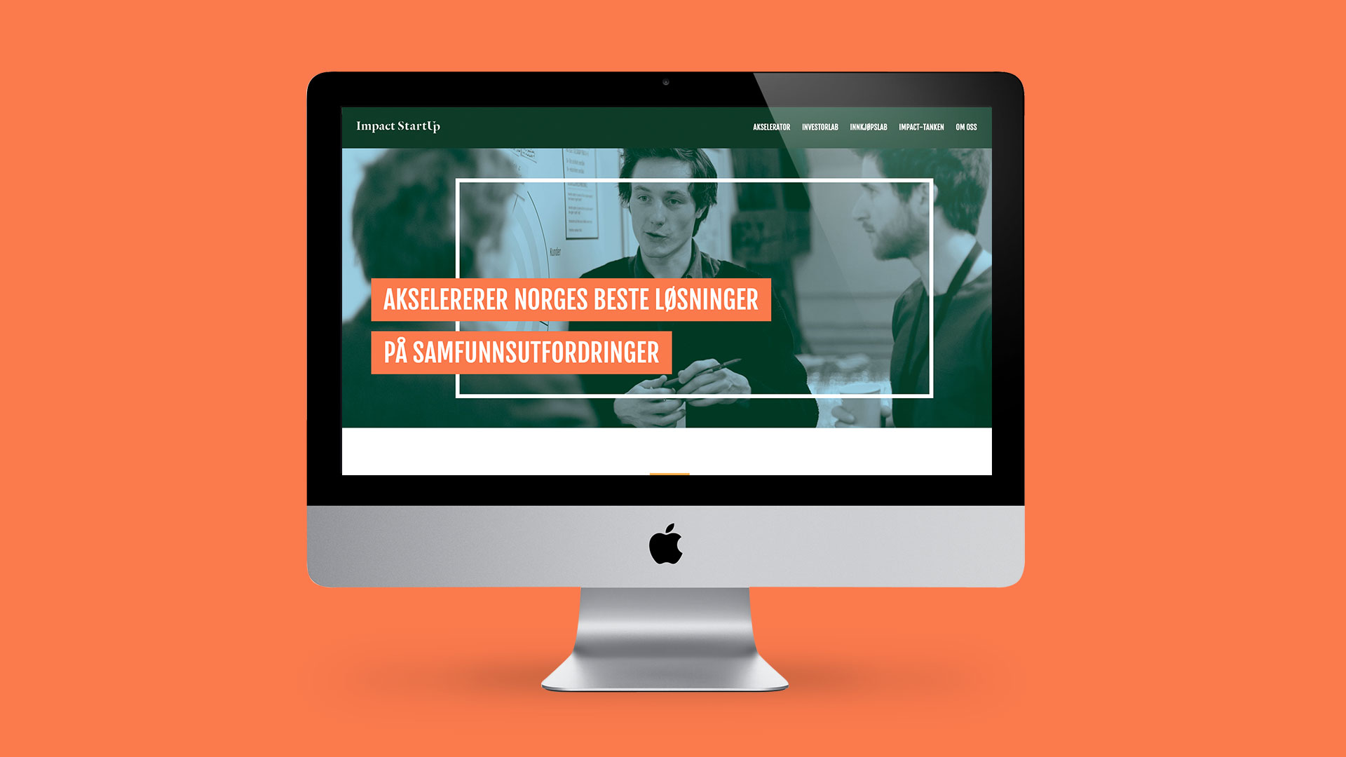 impact startup website