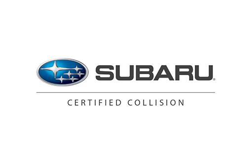 Subaru Certified Collision Logo