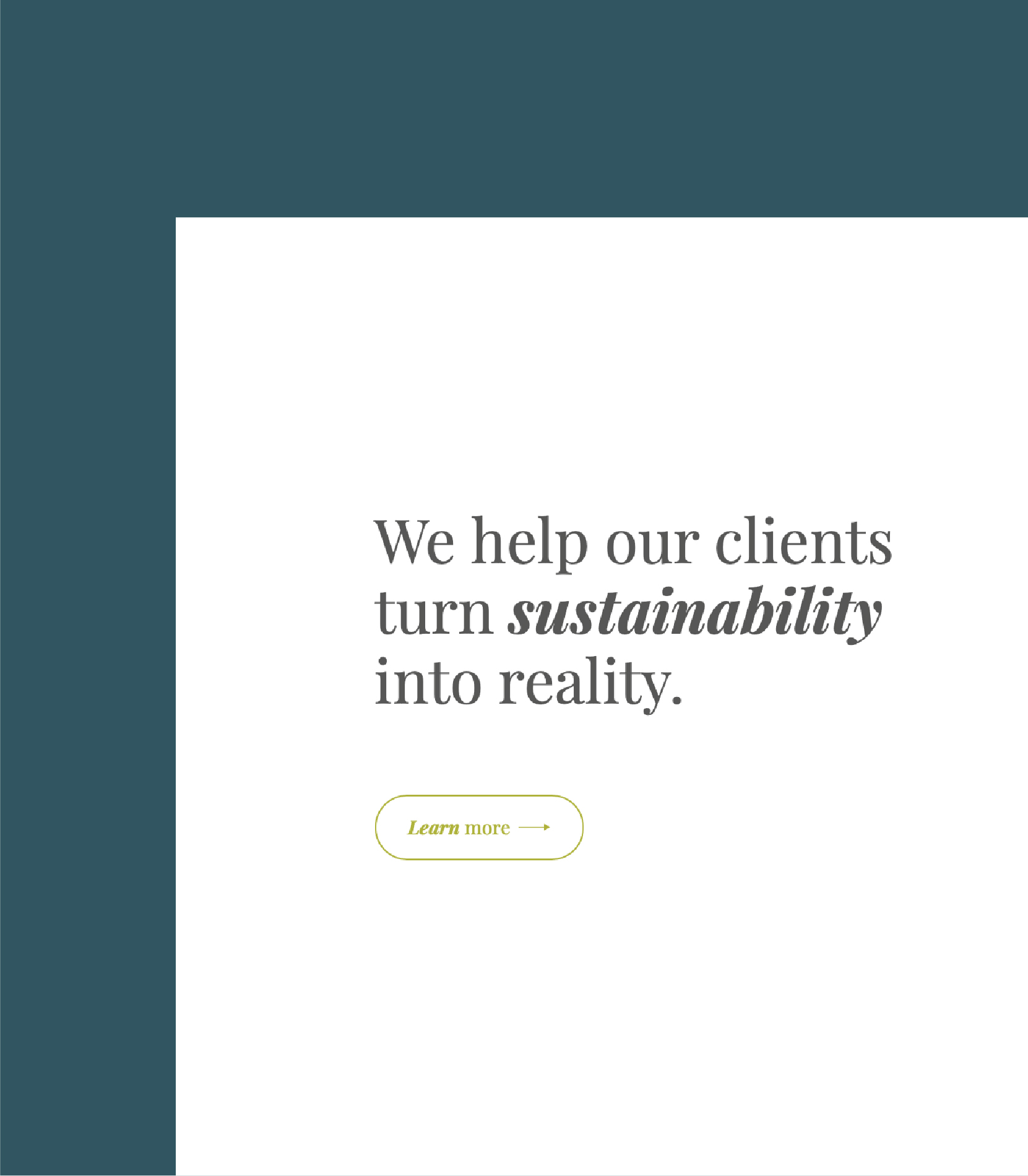 Corporate Website — Winsome and Friends