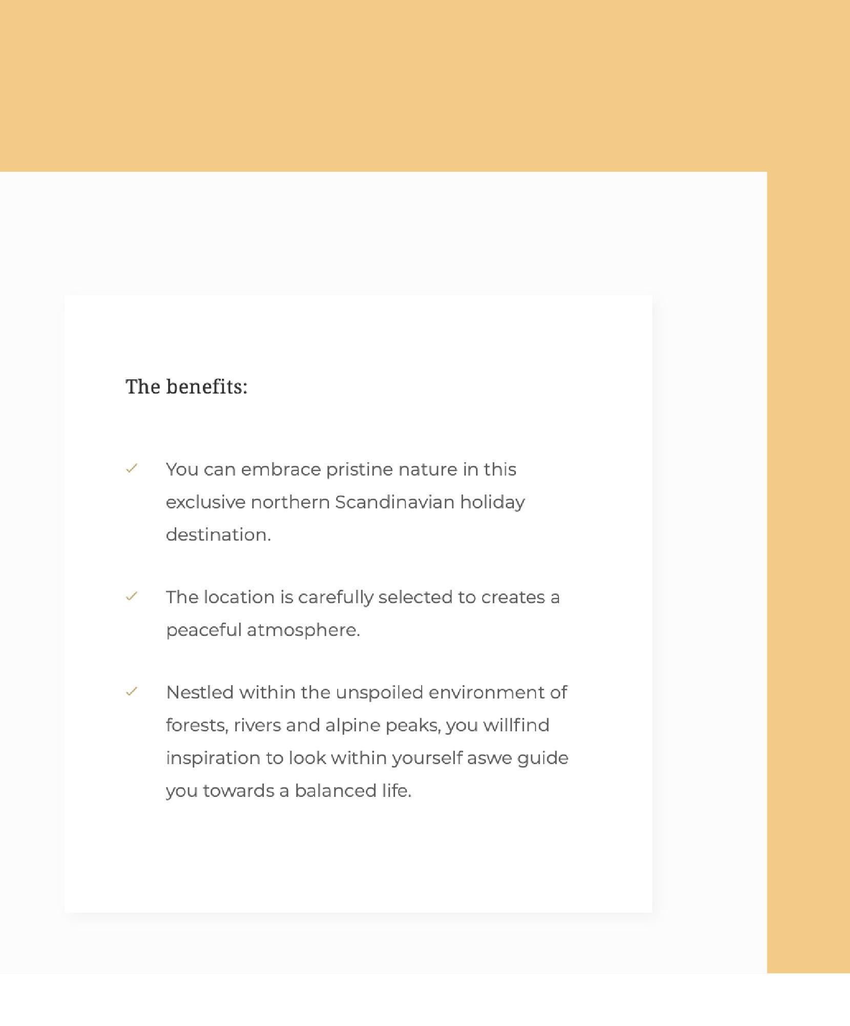 Corporate Website — Holistic Saol