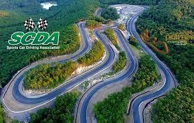 Palmer MotorSports track
