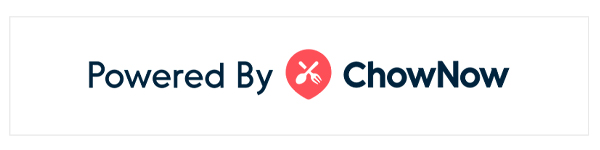Powered By Chow Now Logo