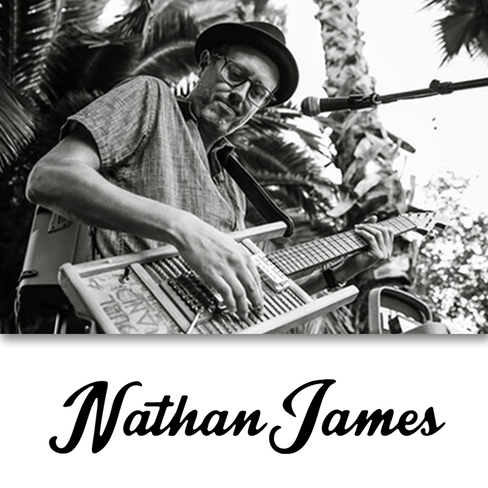 Nathan James logo design by CGDL