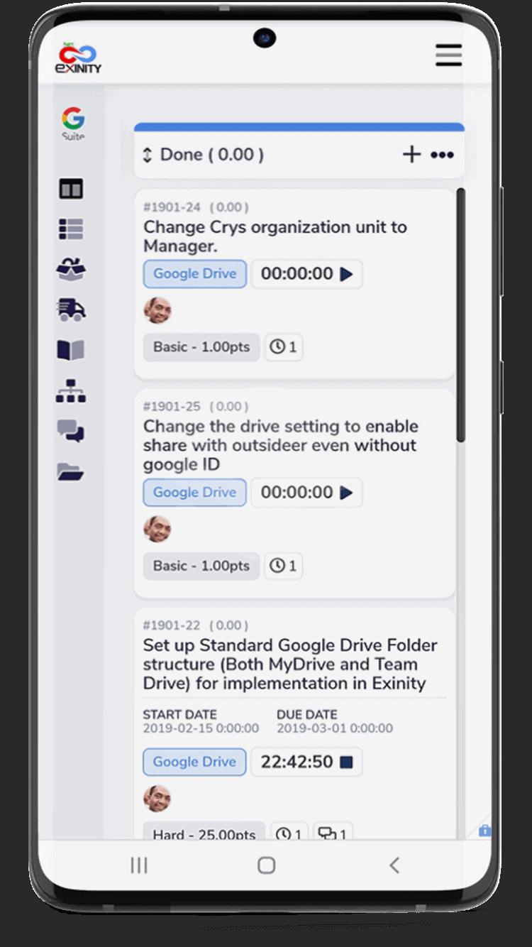 Sample Apps snapshot