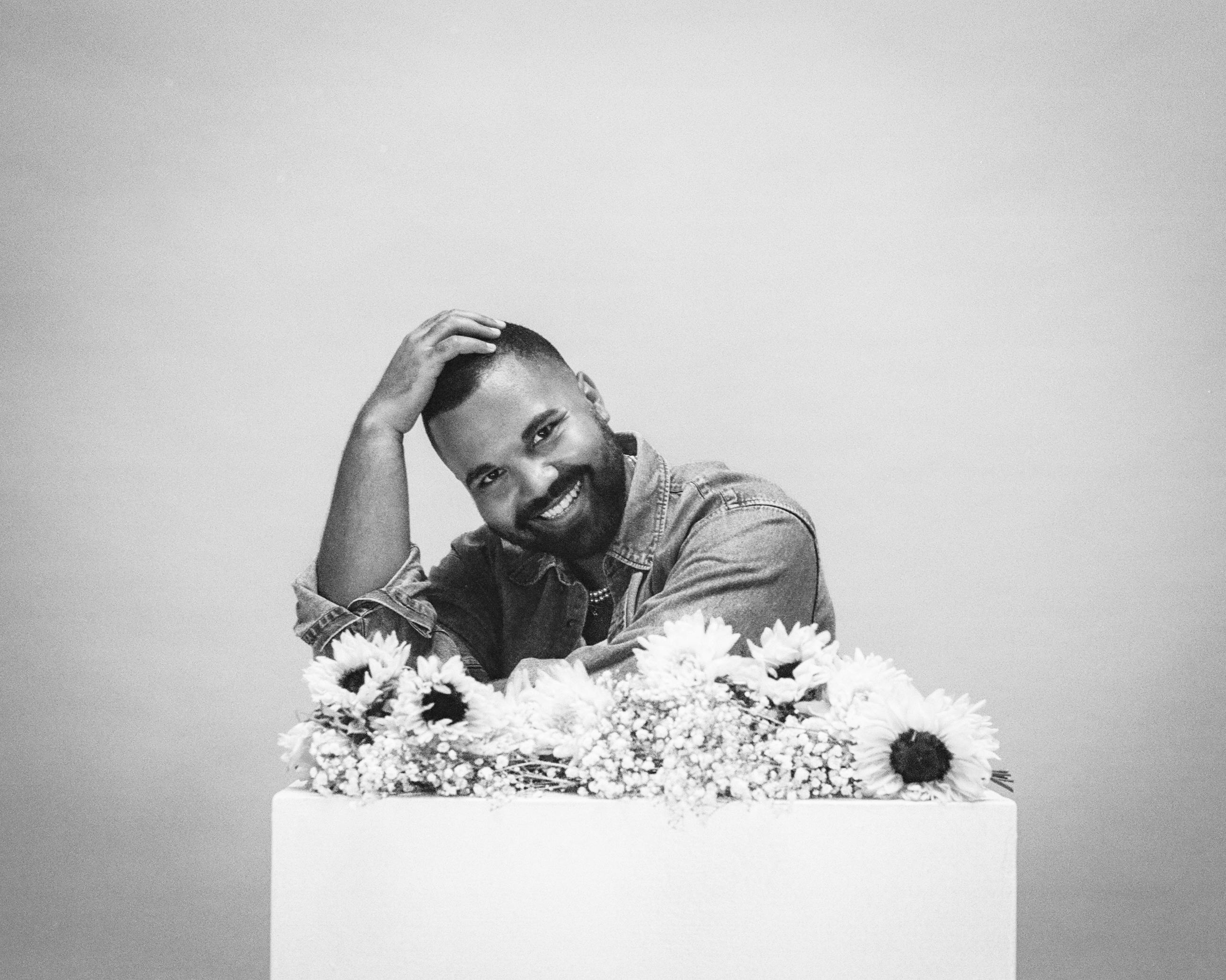 Portrait of CEO & Creative Director Micah Woods
