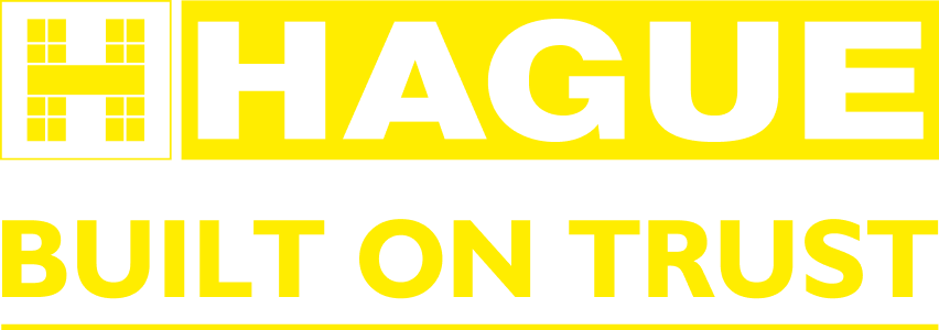 Hague Construction Logo