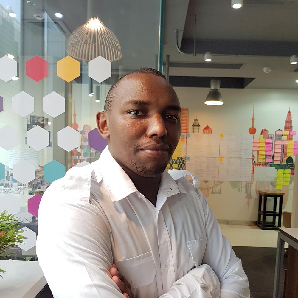 Peter Gatweku