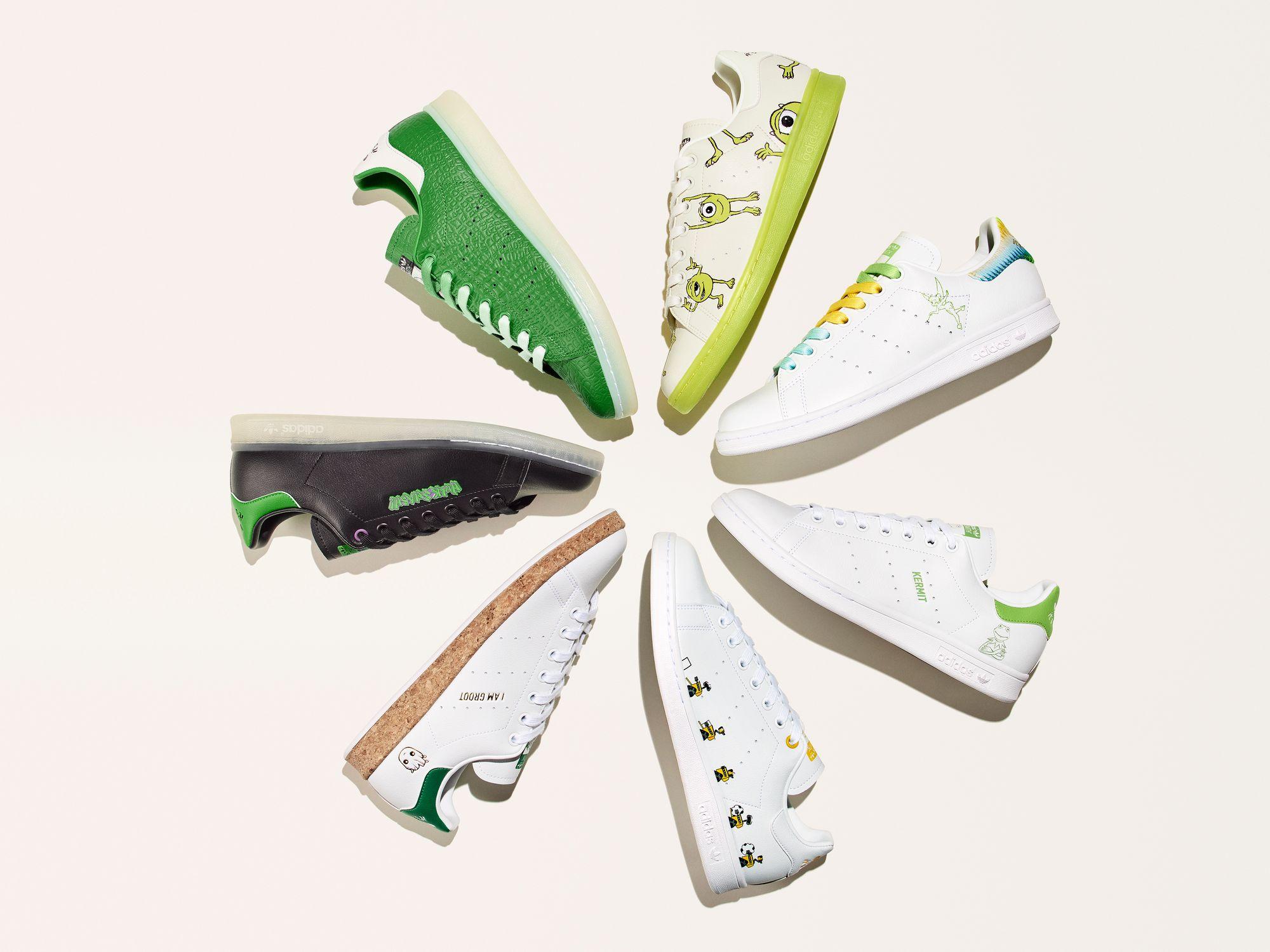 adidas Stan Smith Primegreen - Disney collaboration sneakers