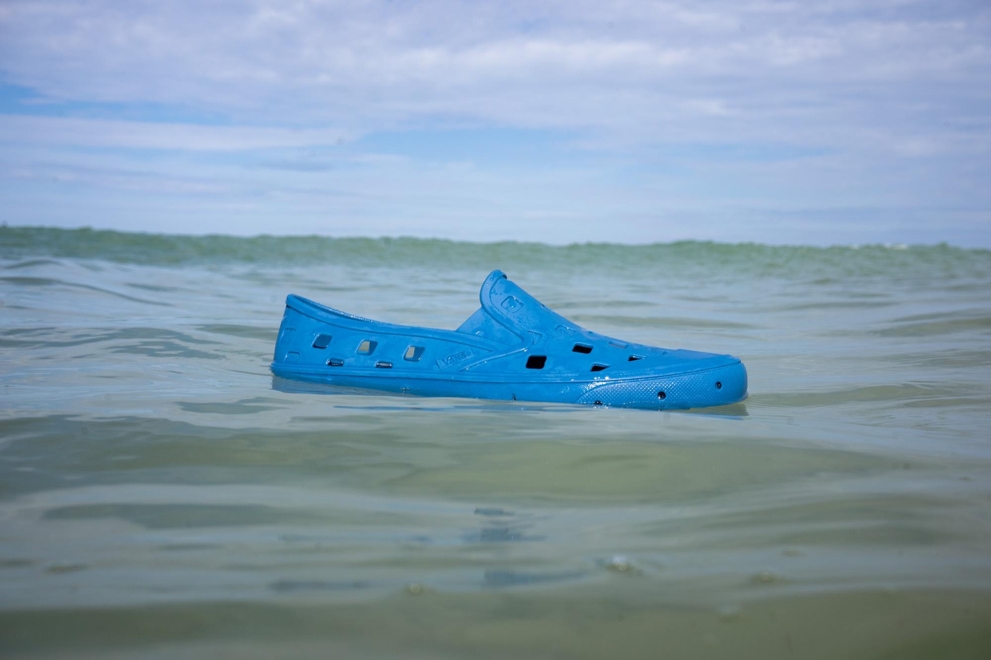 Vans - The Trek Slip-On - blue - Slip-On for Surfing