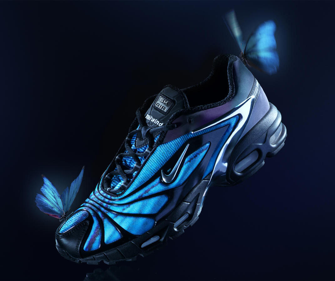 Nike Sketpa Air Max Tailwind Butterfly Effect