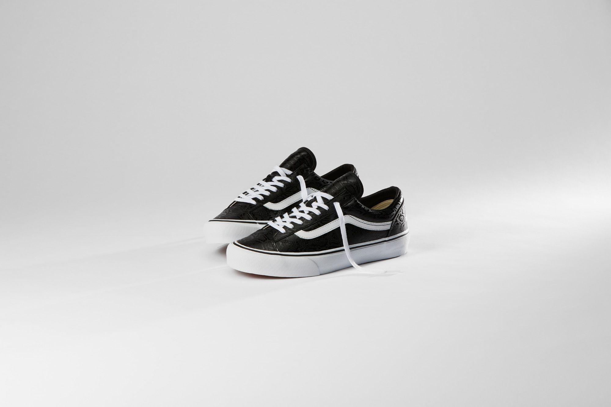 Vans Vault x Noon Goons Style 36 LX - black/snake - VN0A5FC36171 - product shot