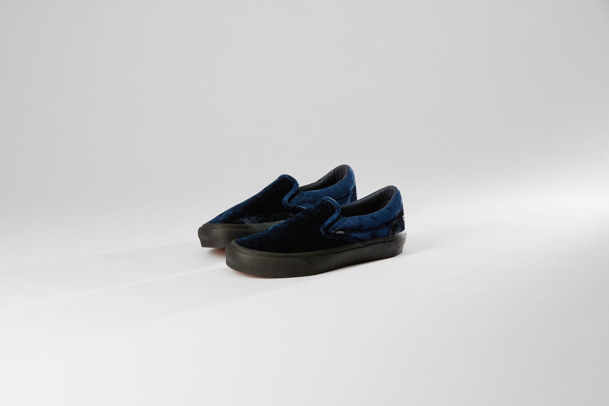 Vans Vault x Noon Goons - Classic Slip-On - black/velvet - VN0A3QXY5VF1 product shot