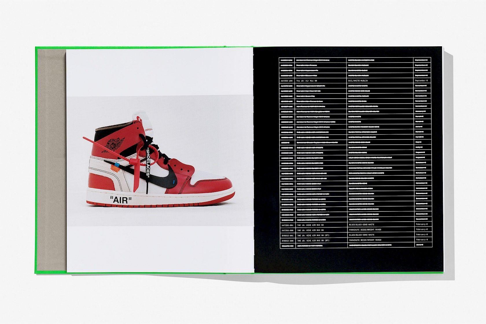 Nike Air Jordan 1 OG - The Virgil Abloh makeover